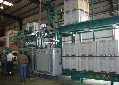 Onion Processing Case Study Decade Bins