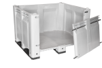 MACX Solid Removable Wall